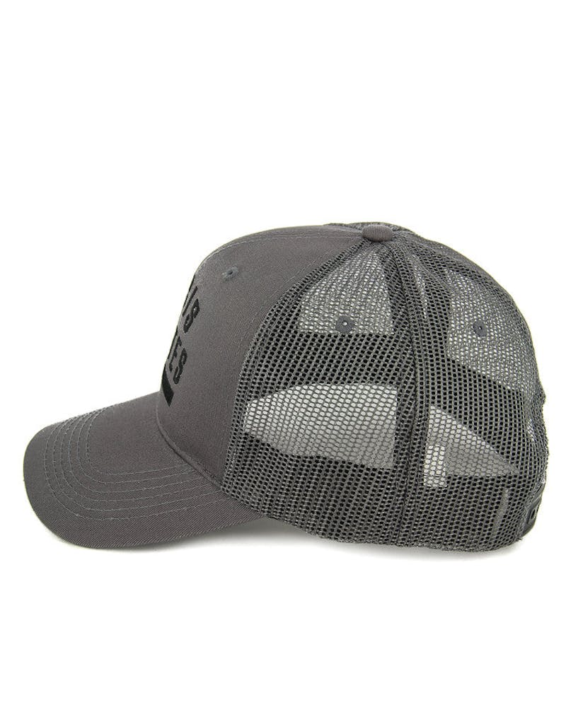 Paris Pirates Trucker Grey/black