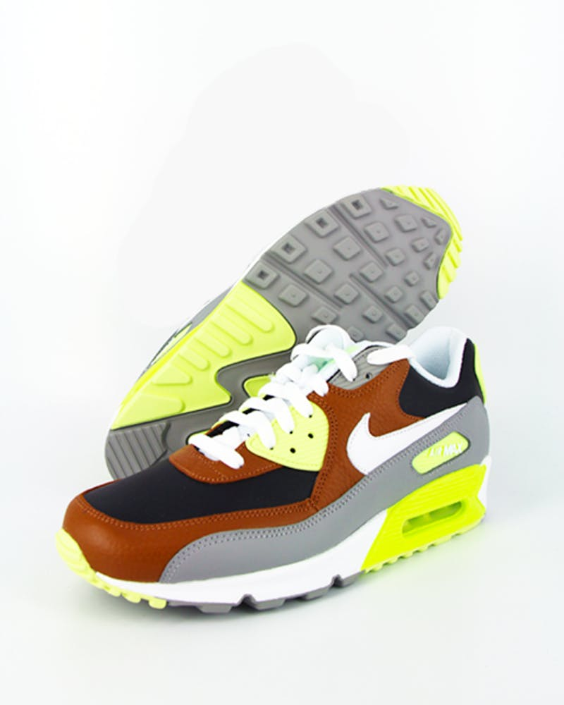 Airmax 90 S Limited Brown/white/yel