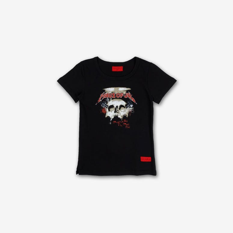 Bolted Tee Black