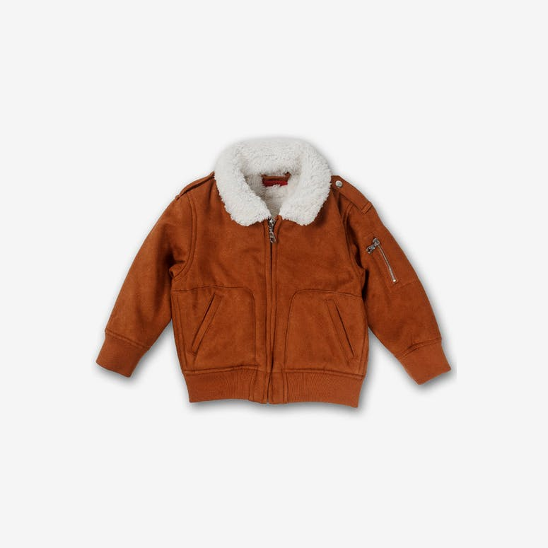Kirby Aviator Jacket Tobacco