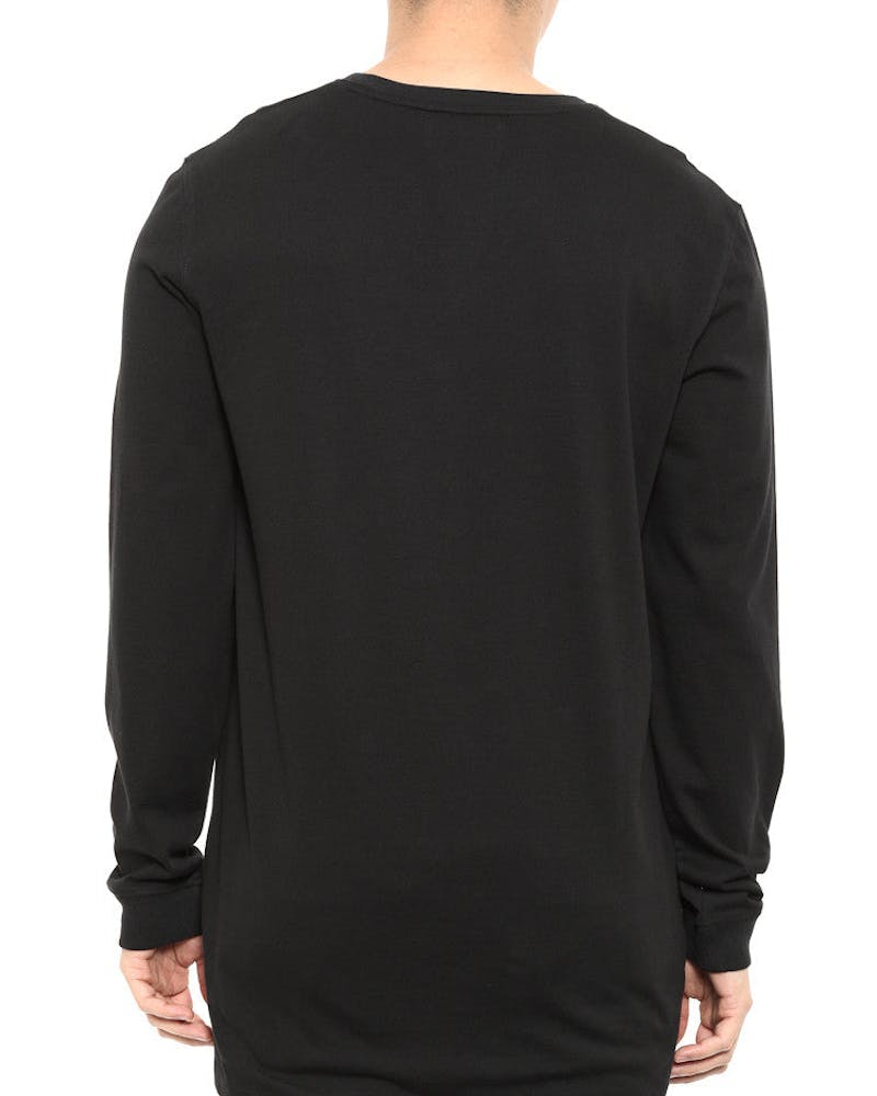 Diminutive Long Sleeve Tee Black