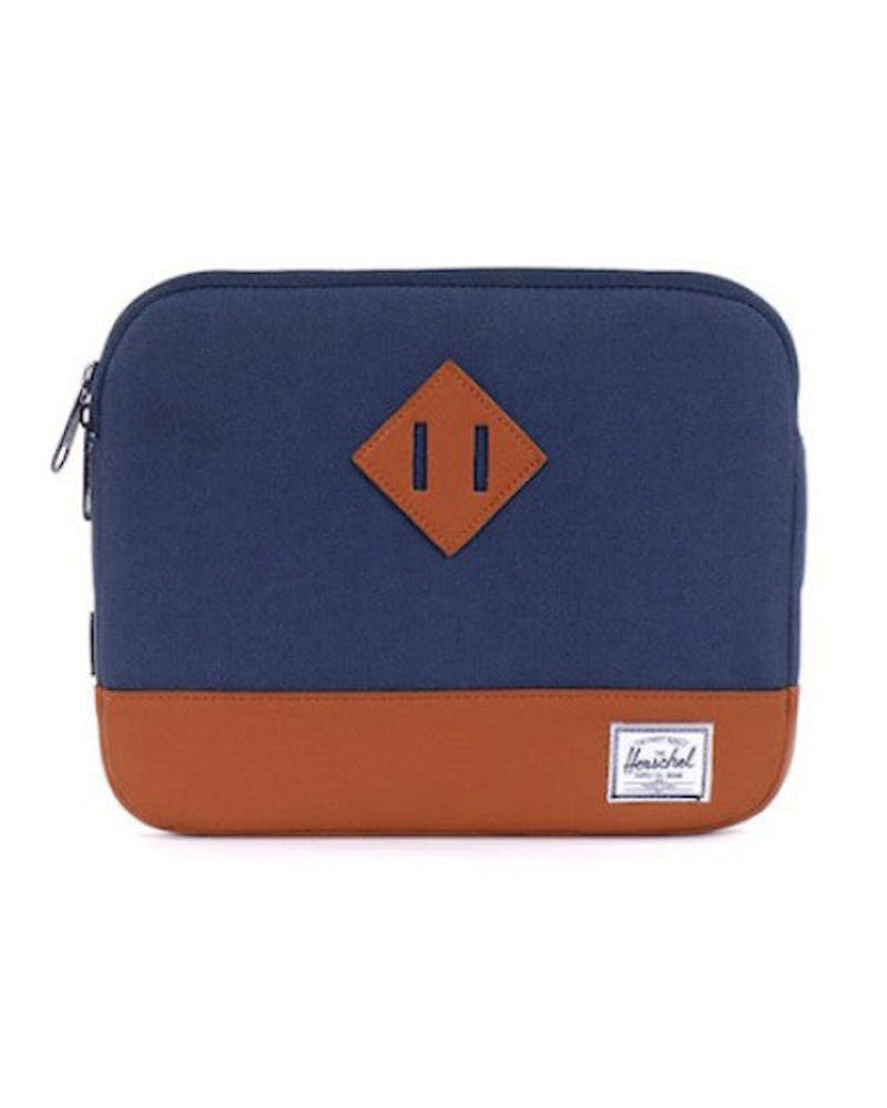 Heritage Tablet Sleeve Navy
