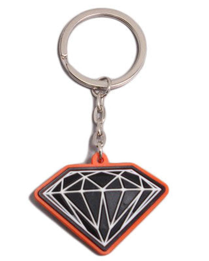 Brilliant Keychain Orange