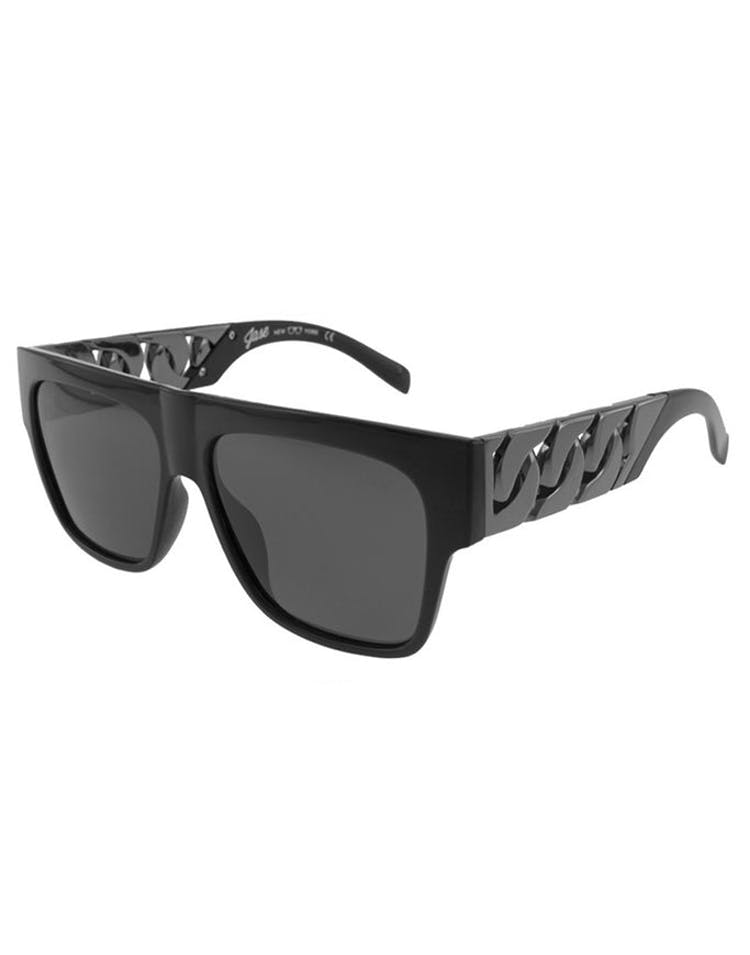 Cache Sunglasses Black/gunmetal