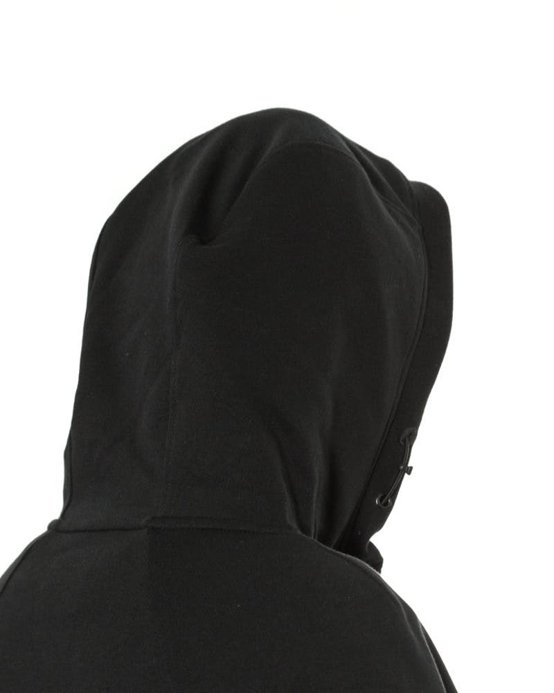 Women's Tech Fleece FZ Hood Black/black