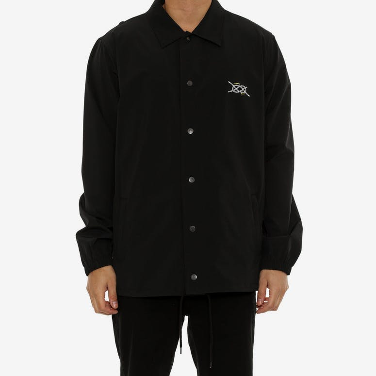 Descendents Coach Jacket Black