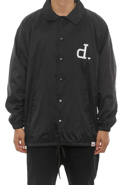 Un-polo Coach Jacket Black