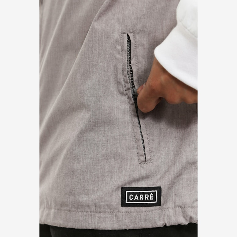 Colourblock WB Jacket White/grey