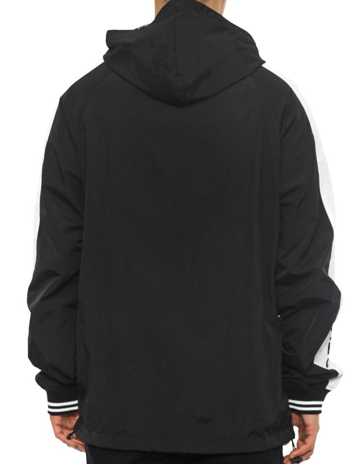Tribe Spray Jacket Black