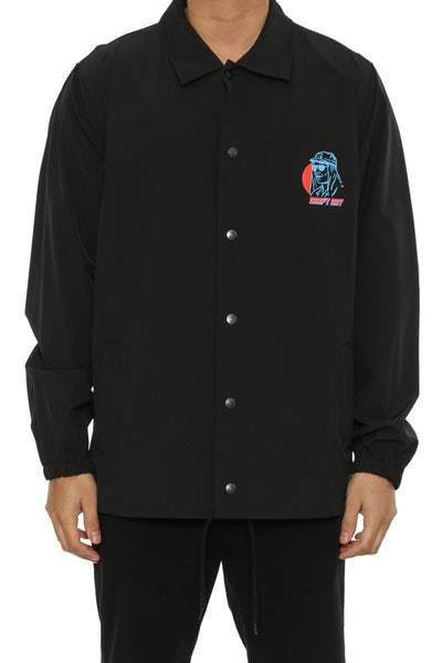 NO Horizons Coach Jacket Black