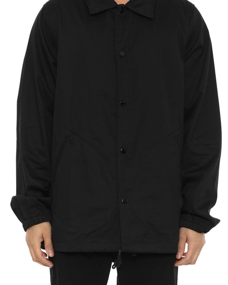 Station Jacket Black