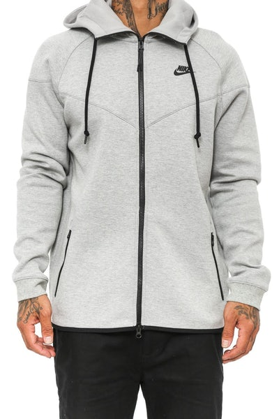 Tech Fleece Windrunner-1m Grey/black