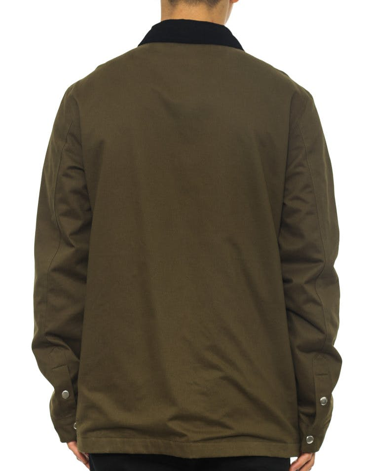 Williamsburg Jacket Military