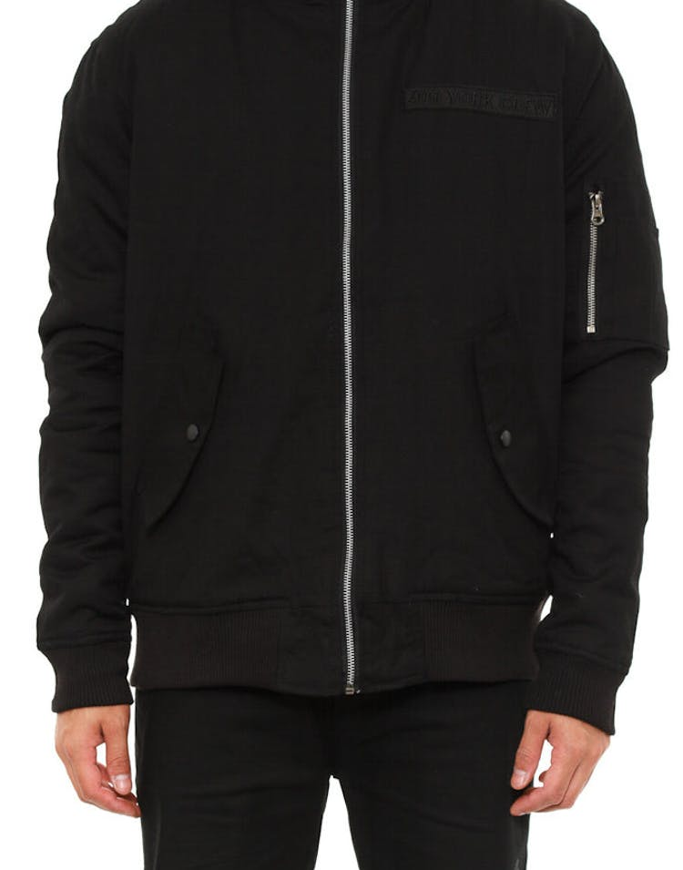 e4b45c113 Harrier Jacket Black