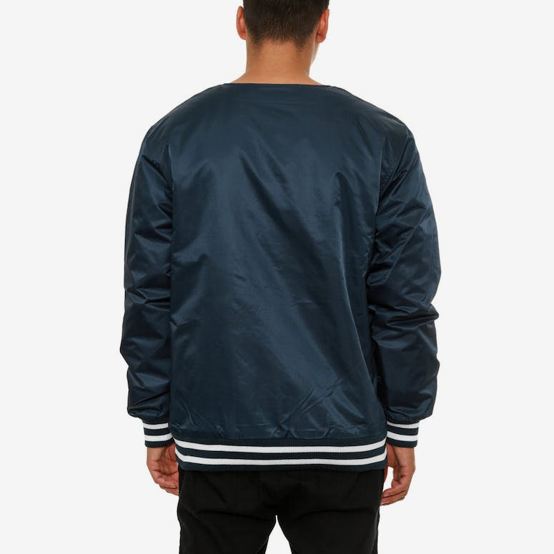 C-note Baseball Jacket Navy
