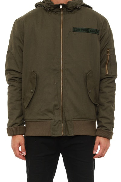 Harrier Jacket Military