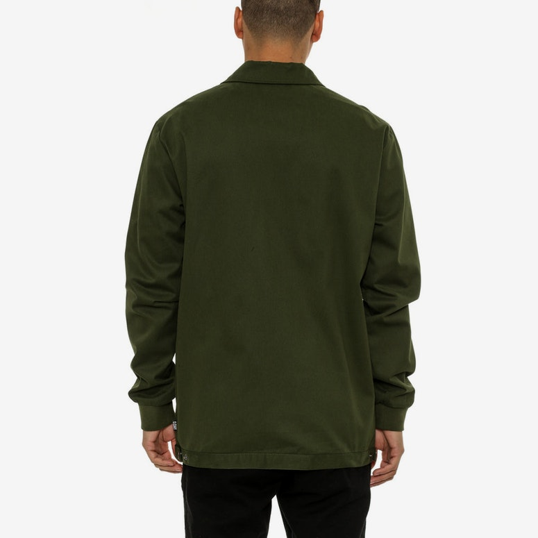 Breadwinner Jacket Khaki Green