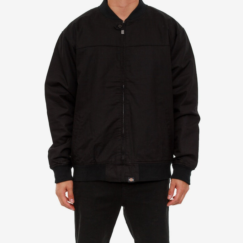 Carter Bomber Jacket Black