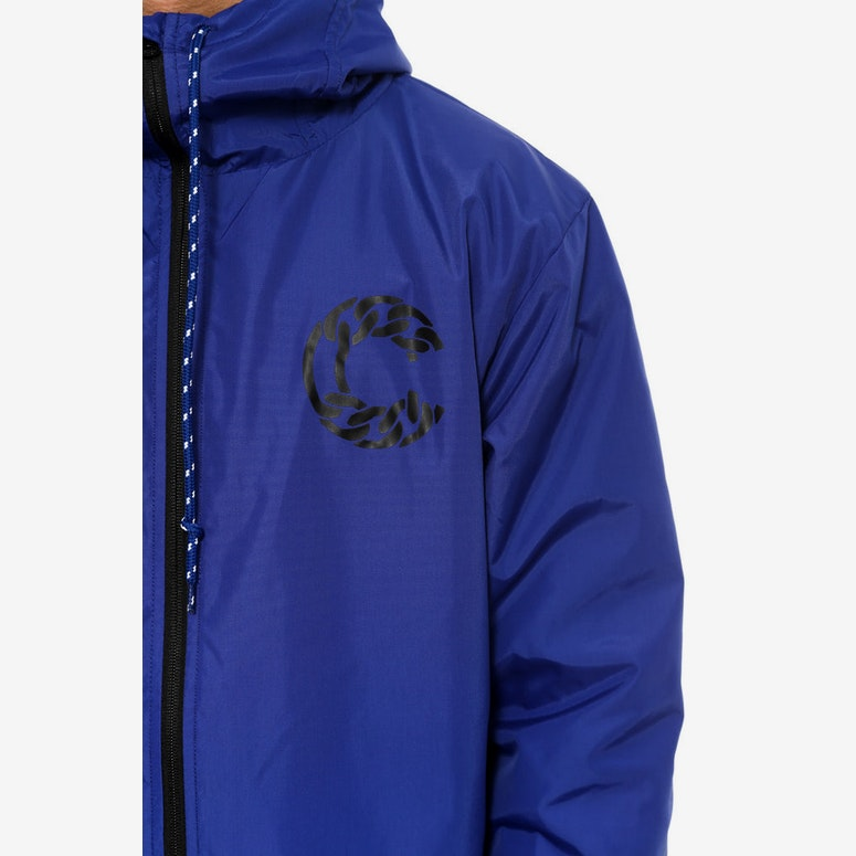Brigand Anorak Jacket Blue