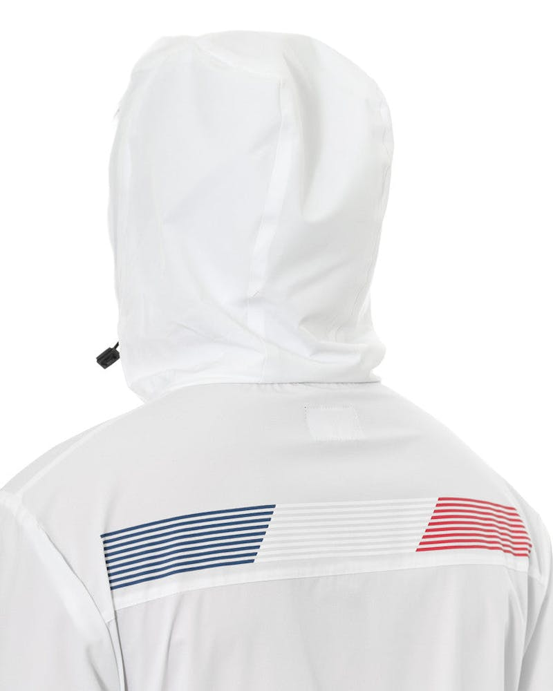 Technique Wbreaker Jacket White