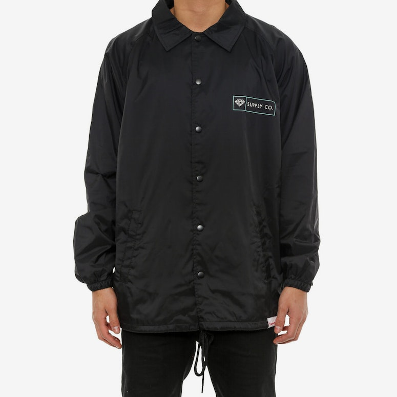 Boxed in Jacket Black