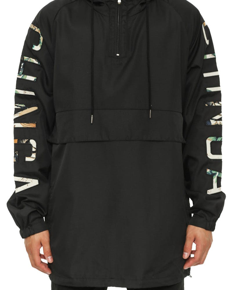 Neat Wind Breaker Black