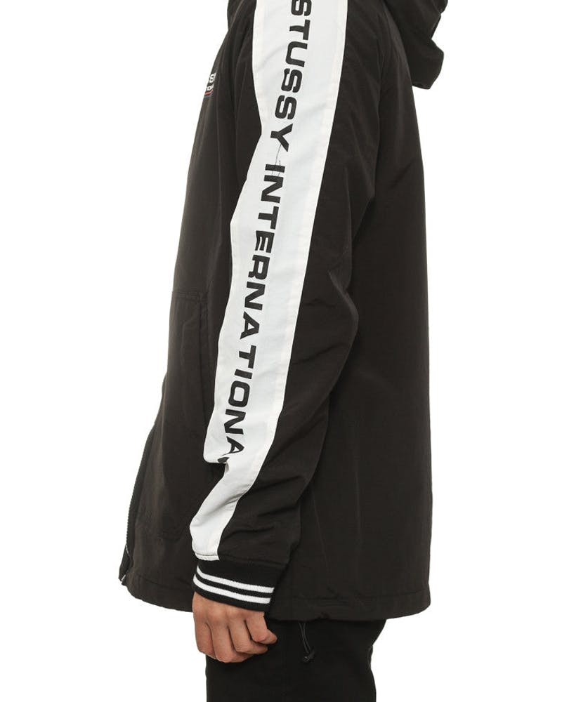 Stussy Tribe Spray Jacket II Black