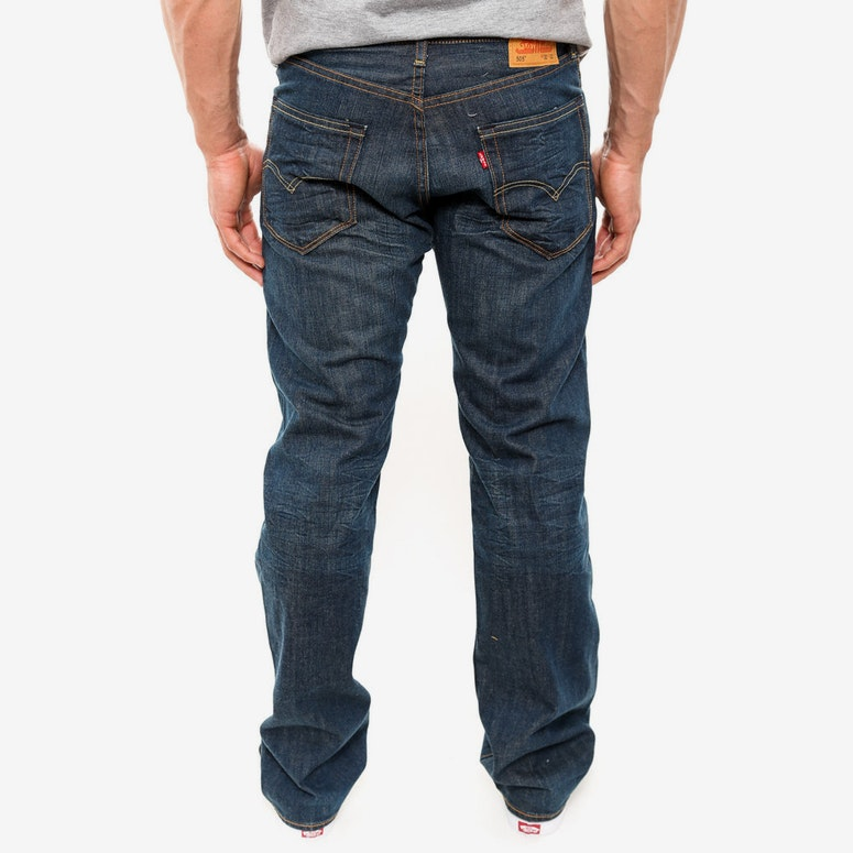 505 Shut Tight Jeans Blue