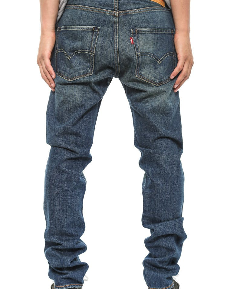 520 Tapered Jeans Denim
