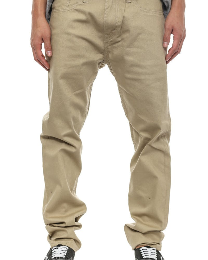 508 Taper Fit Khaki