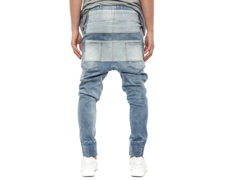 Fake Jean 2 Light Denim