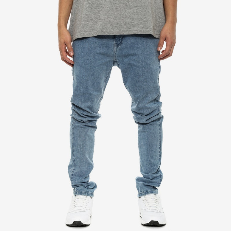 Leaner Jeans Dark Denim