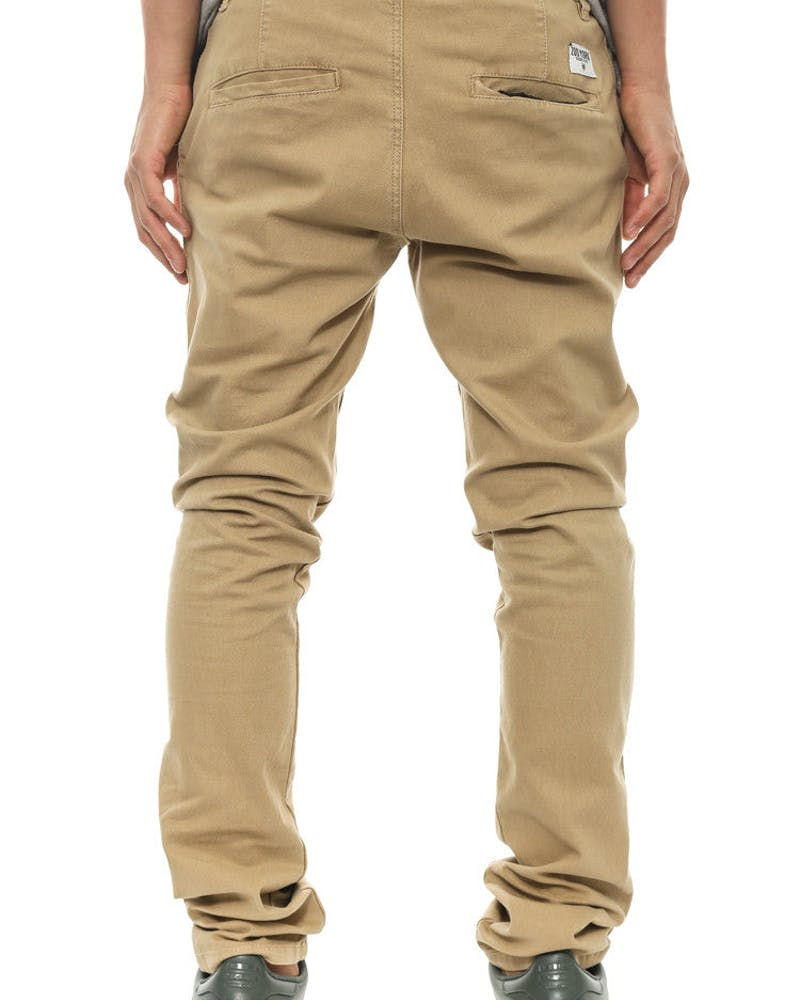 Brooklyn Chino Pant Khaki