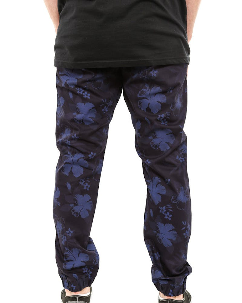 Weekender Chino Pants Black/blue