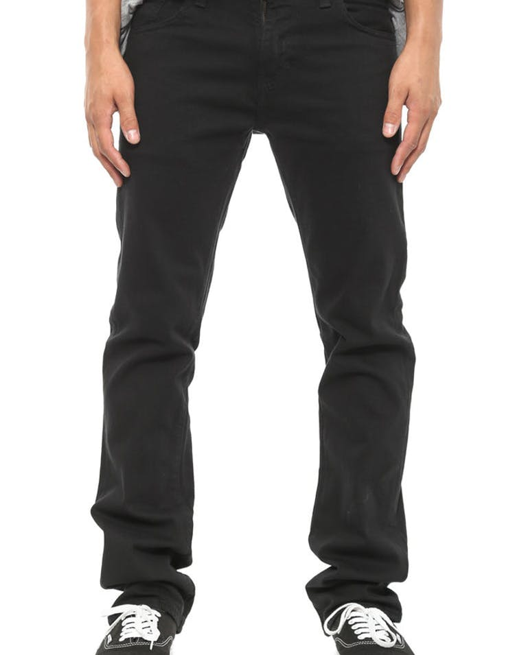 LE 541 Slim Fit Jean Black