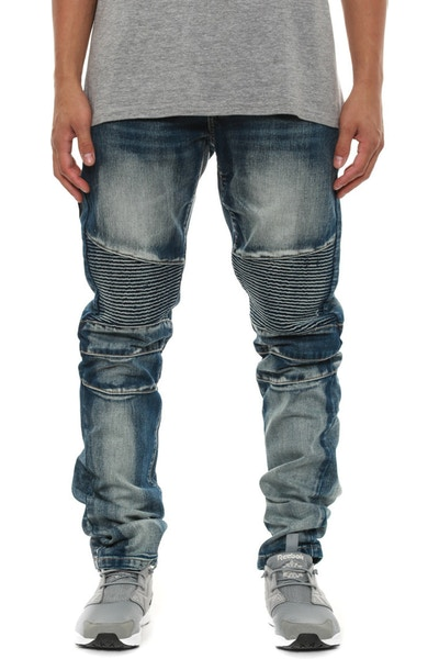Supercat Biker Jeans Denim