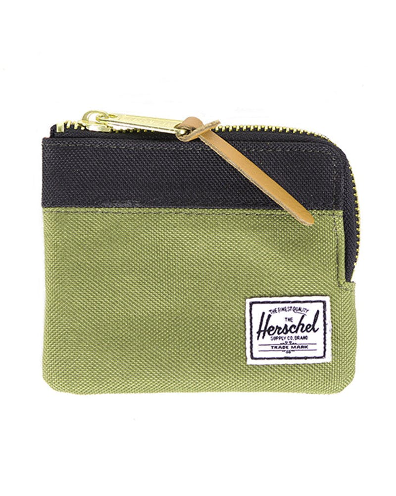 Johnny Wallet Army Green/blac