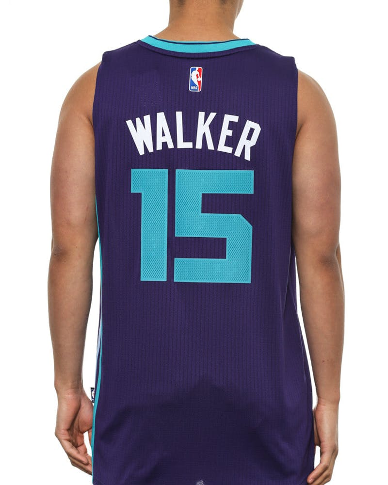Hornets 15 Walker Swingmn Purple