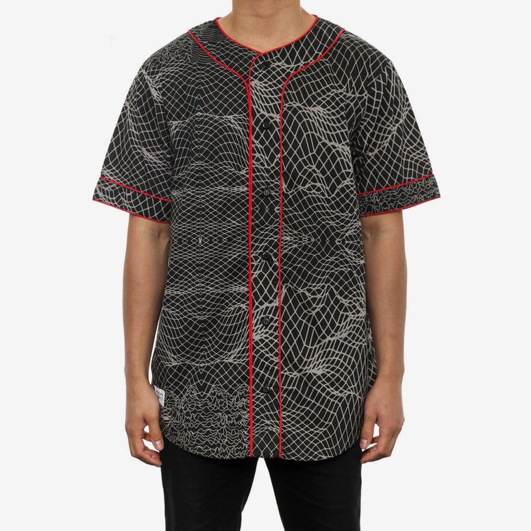 Circuit Baseball Jersey Black
