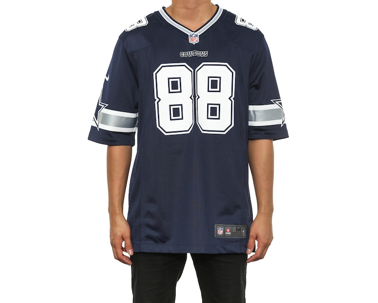 Dal Nfl Nike Game Team Jersey Navy