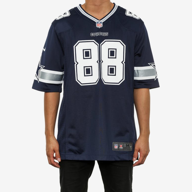Nike Dal Nfl Nike Game Team Jersey Navy – Culture Kings 7f30f67f6