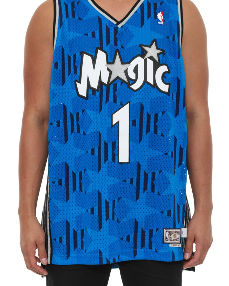 Orlando Magic Hwc Jersey Blue/black/whit