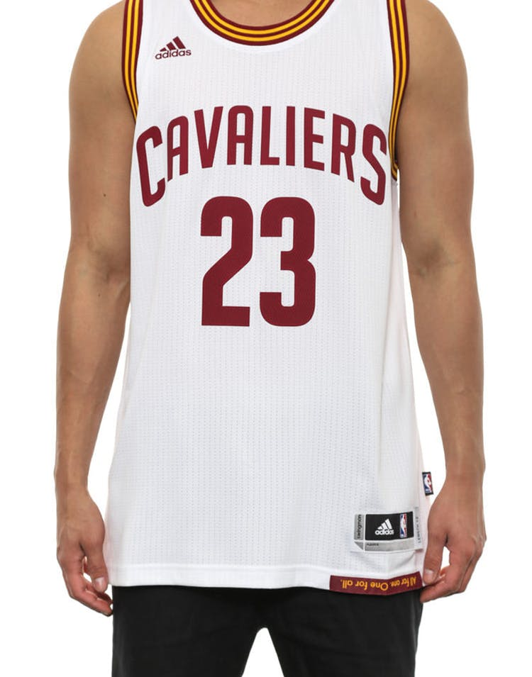 new style 3d6b6 d9355 Cavaliers 23 Lebron White