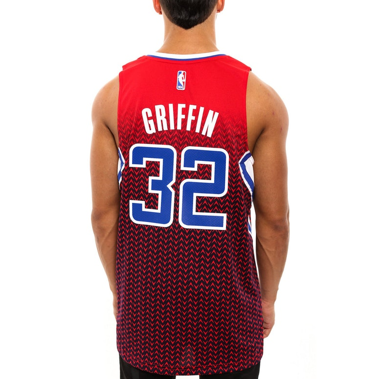 LA Clippers Revolution 30 Fashion Red/navy