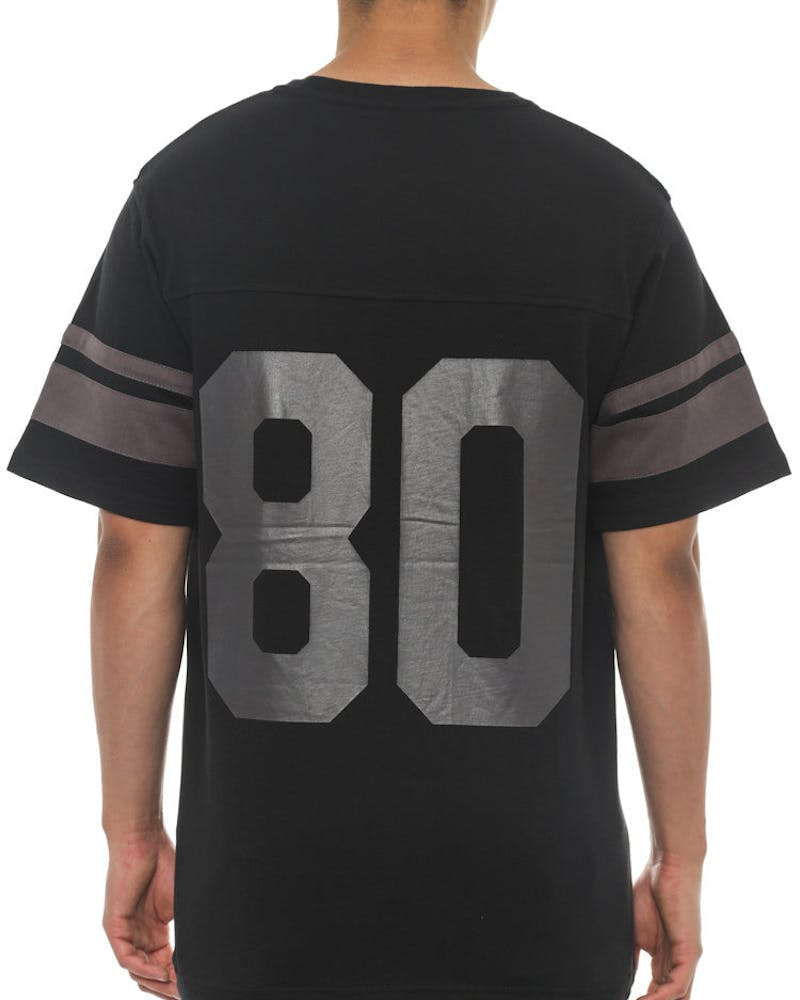 Leaders Short Sleeve Jersey Black