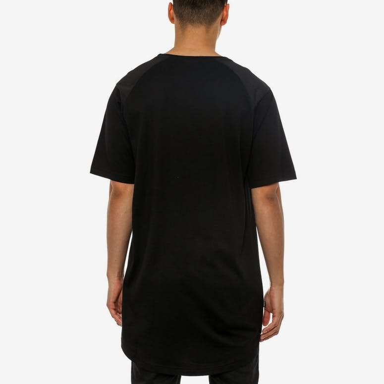 Drizzy Jersey Tee Black