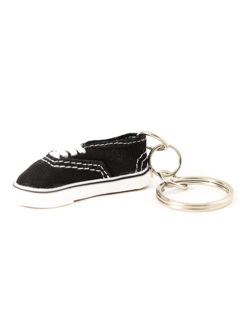 Authentic Keychain Black