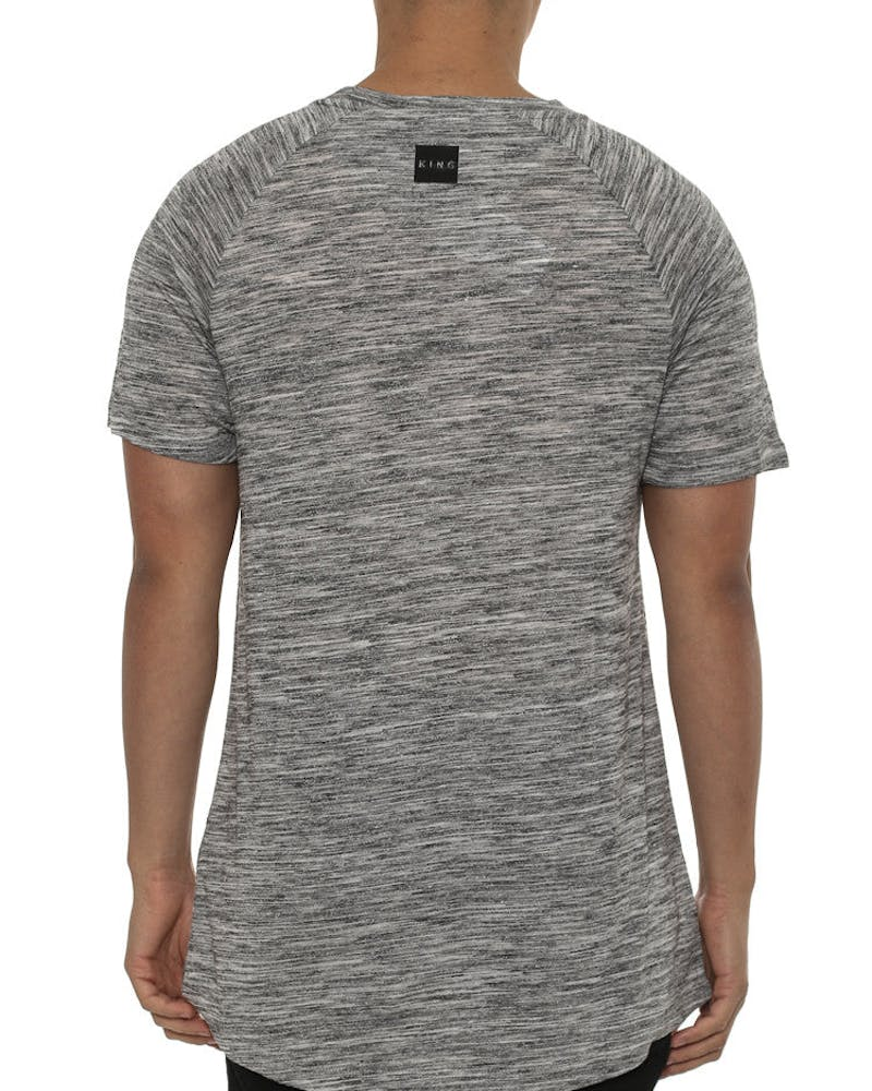 Sterling Pocket Tee Grey