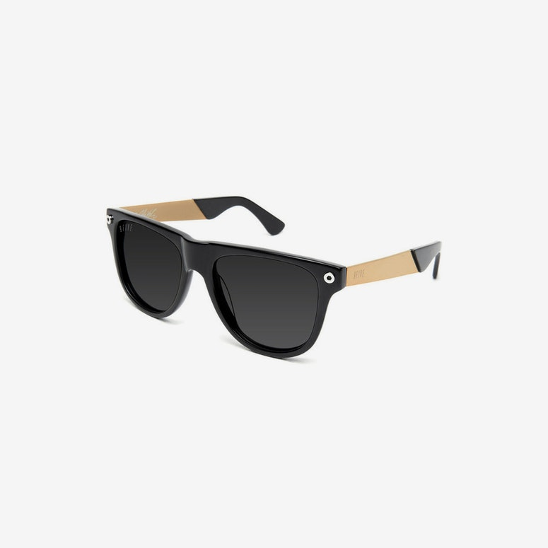 Kls 2 Sunglasses Black/gold/blac