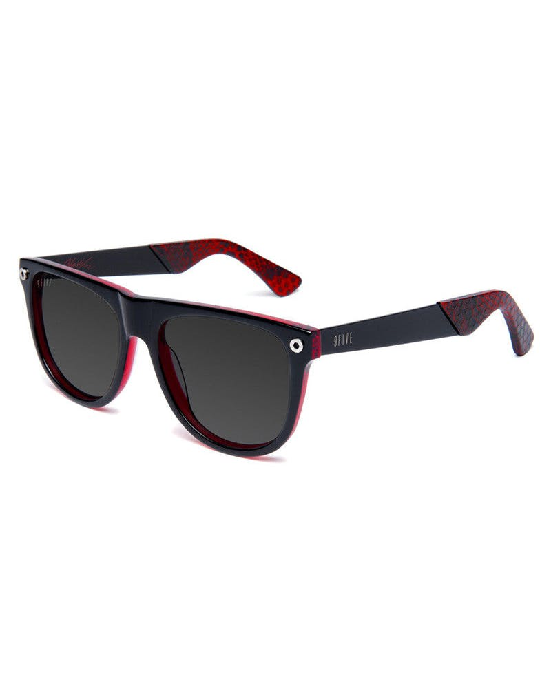 Kls 2 Sunglasses Black/red